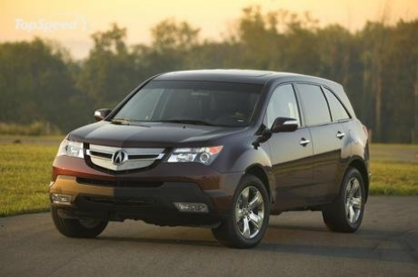acura mdx sport package