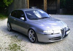 alfa romeo 147 2.0 twin spark distinctive
