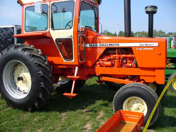 allis-chalmers one-ninety