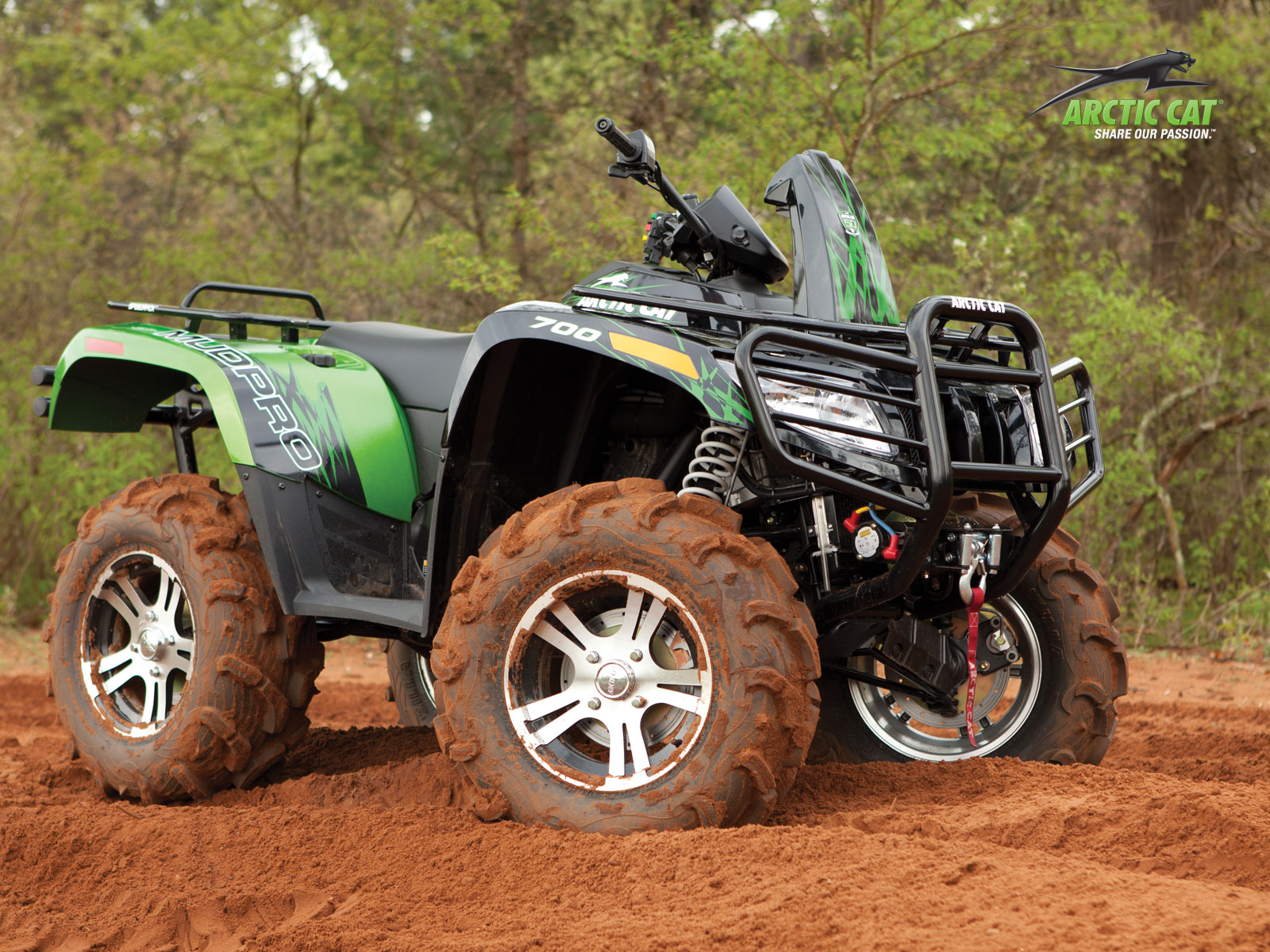 arctic cat mudpro 1000i ltd