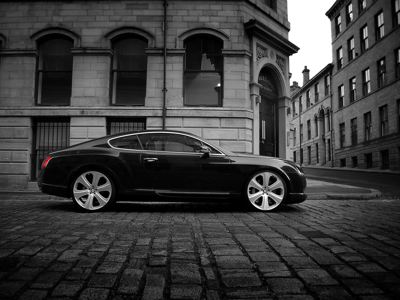 bentley coupe