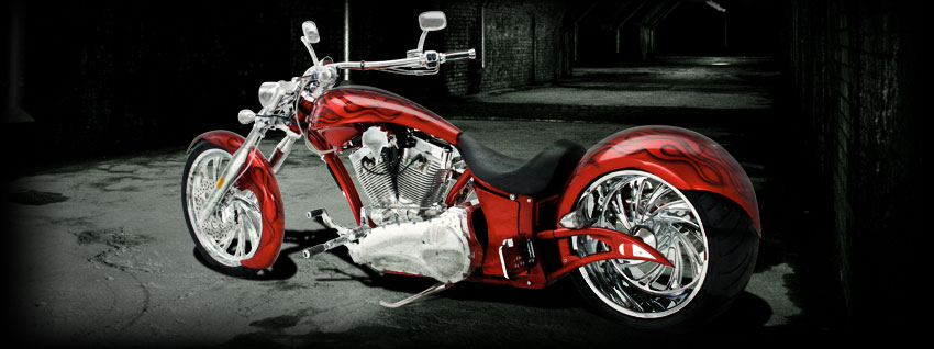 big bear choppers sled