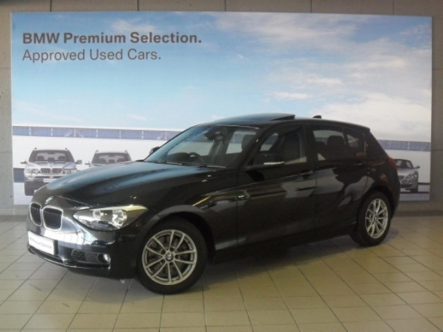 bmw 120d steptronic