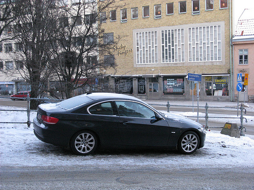 bmw coupe 325d