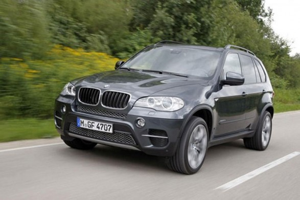 bmw x5 exclusive