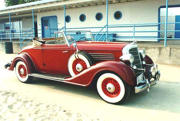 buick roadster