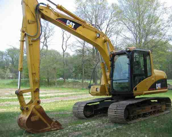caterpillar 312cl-2