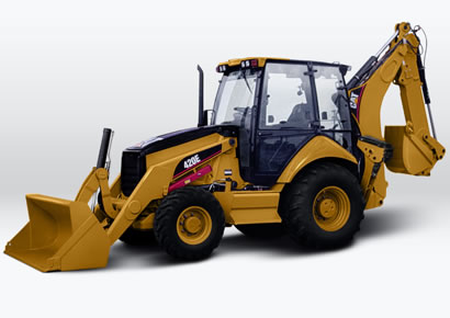 caterpillar backhoe-2