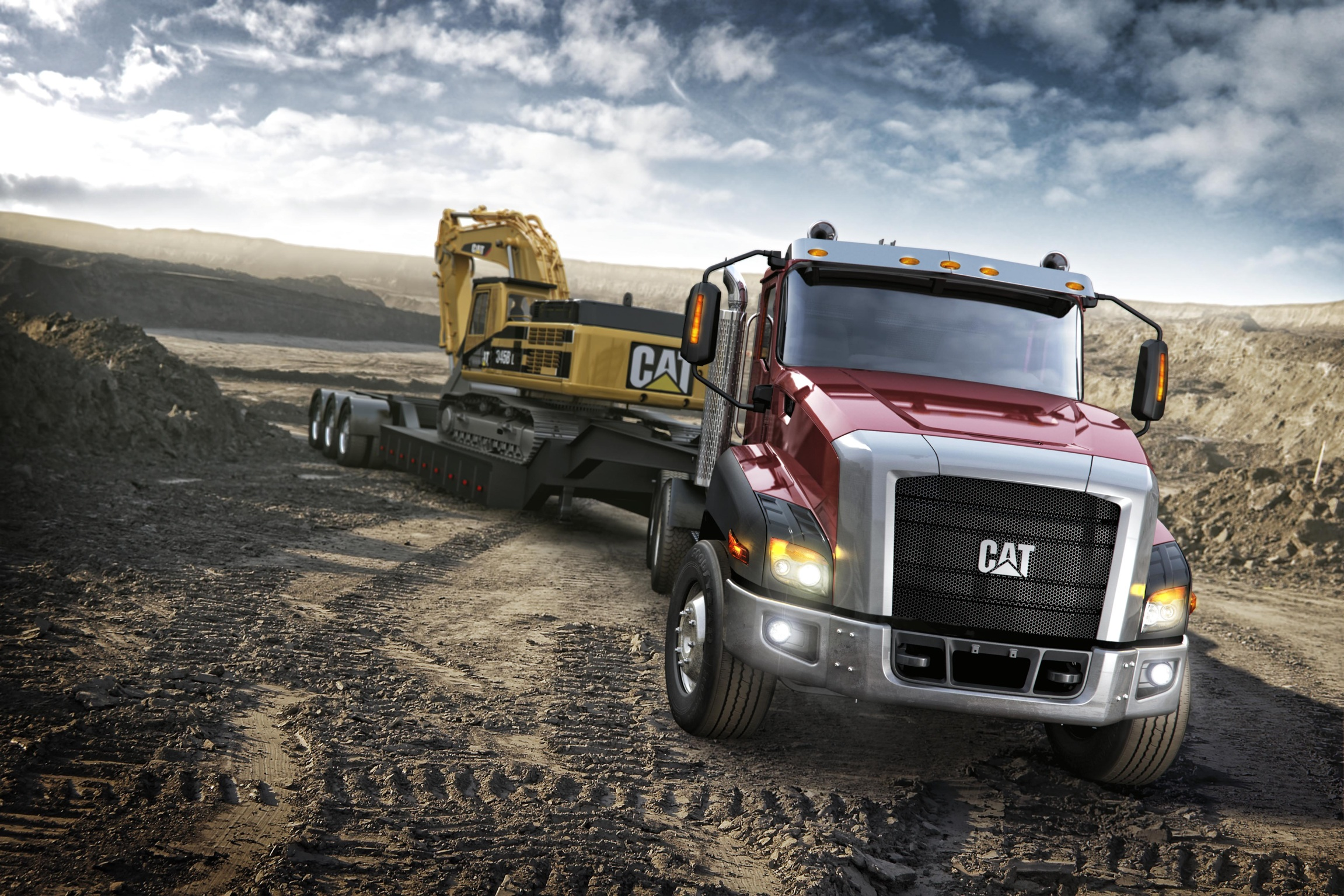 caterpillar global