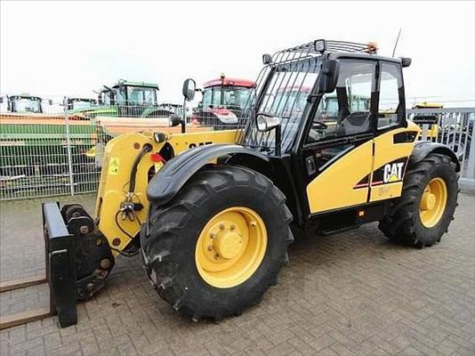 caterpillar th220b