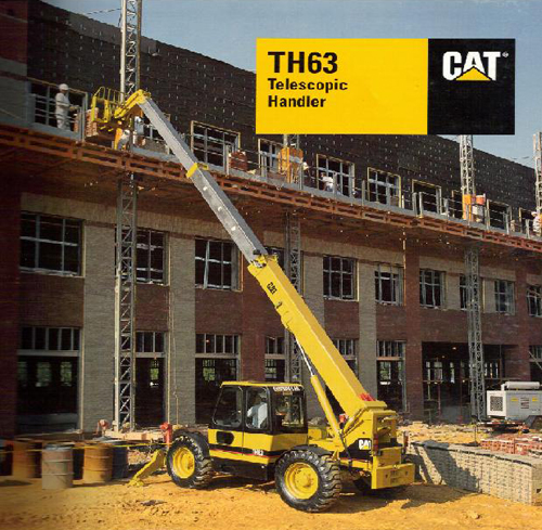 caterpillar th83-2