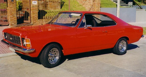 chevrolet opala coupe
