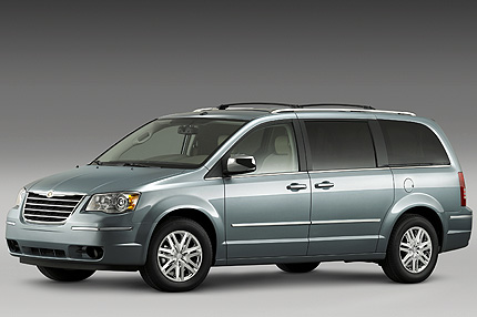 chrysler town and
