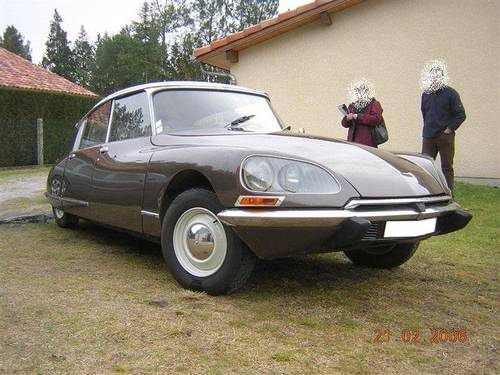 citroen ds super 5