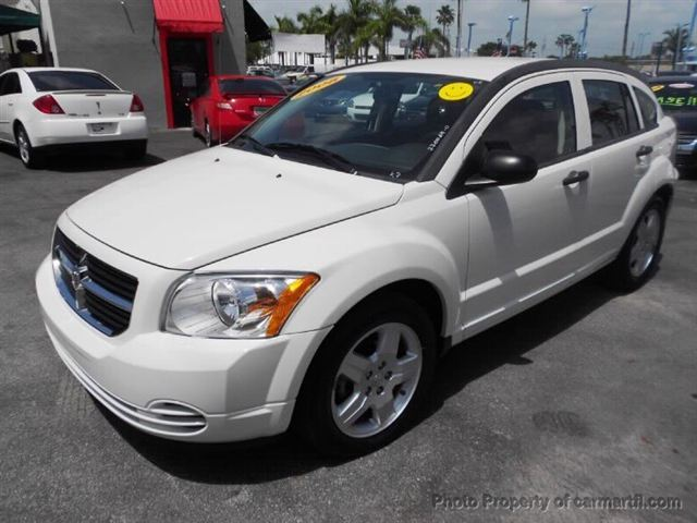 dodge caliber fwd