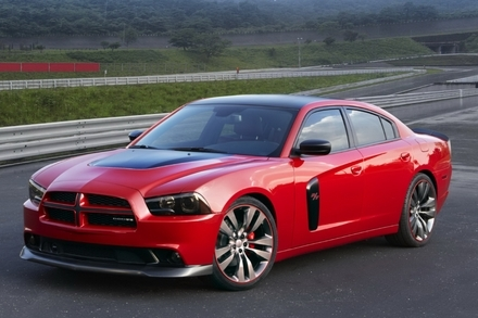 dodge charger 5.7