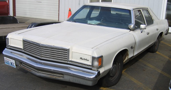 dodge monaco royal