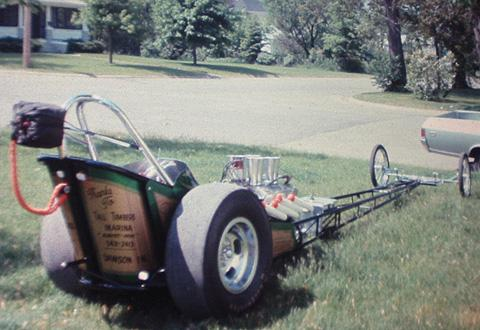don long dragster