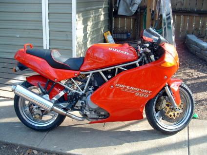 ducati ss 900 supersport