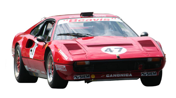 ferrari 308 turbo