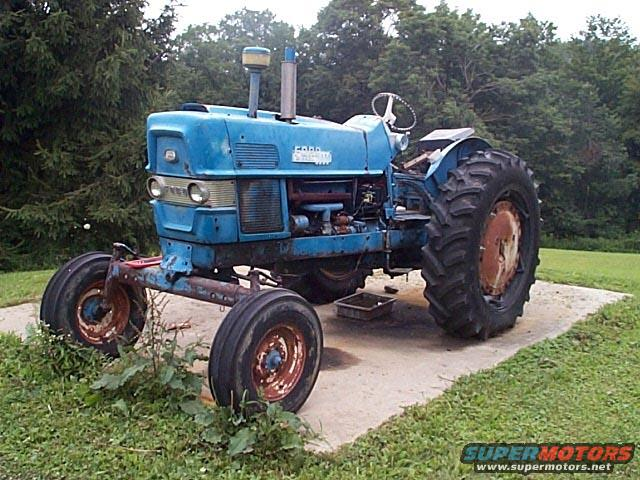 ford 6000