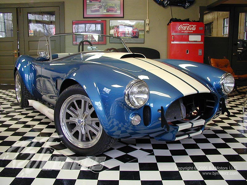 ford cobra replica