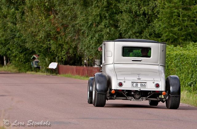 ford coupe replica