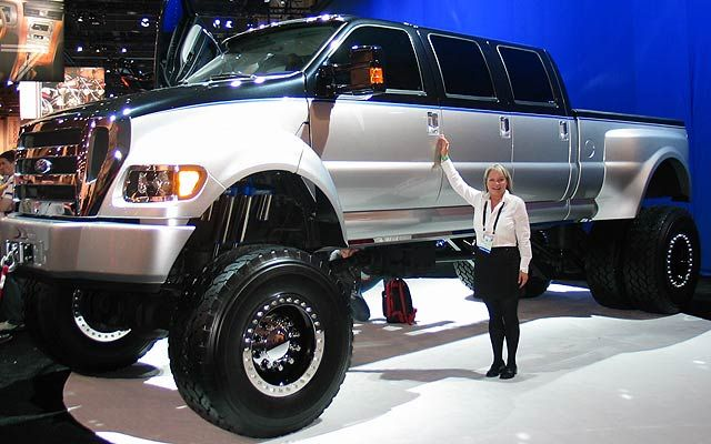 ford f-750 super duty