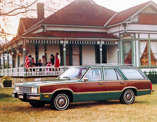 ford fairmont squire
