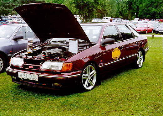 ford granada cosworth
