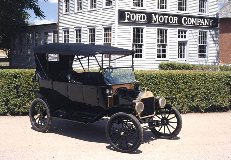 ford model 5