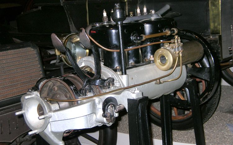 ford model engine
