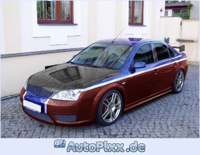 ford mondeo 220