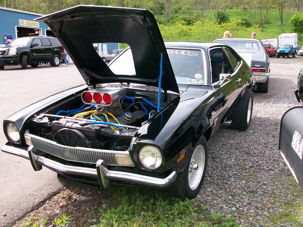 ford mustang pinto