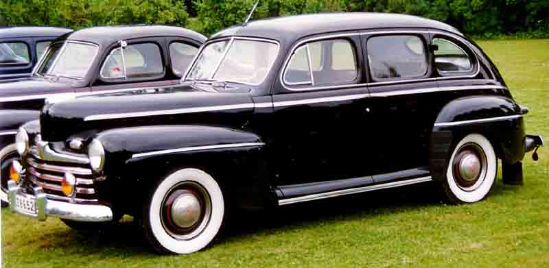 ford super de luxe