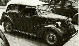 ford ten