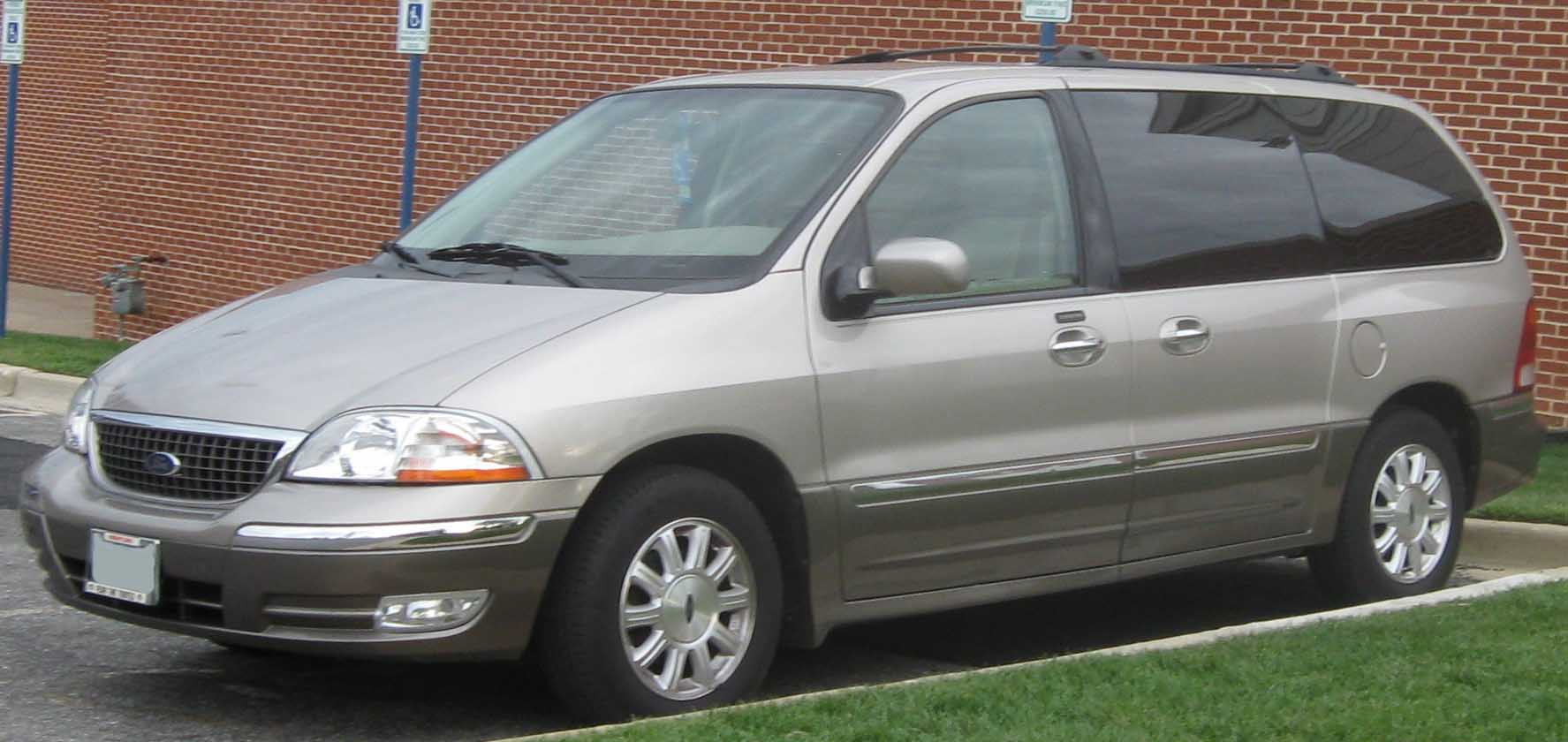 ford windstar limited