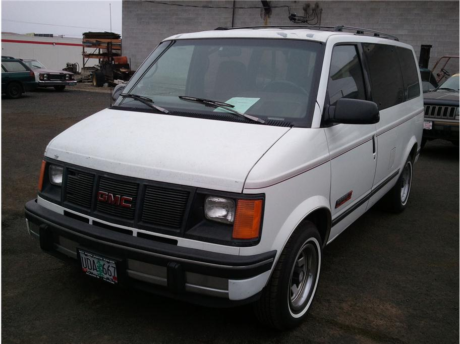 gmc safari 4.3
