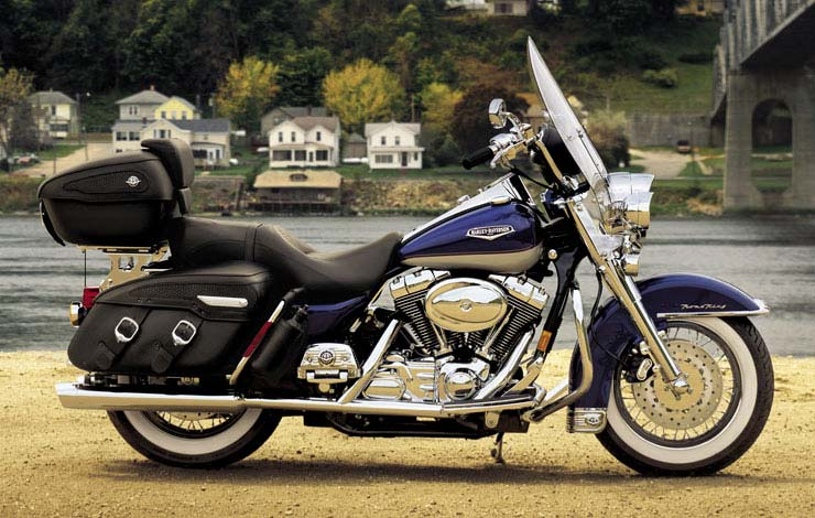 harley-davidson road king custom