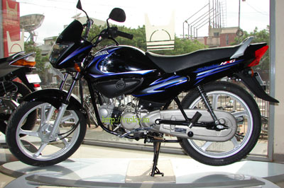 hero honda splendour