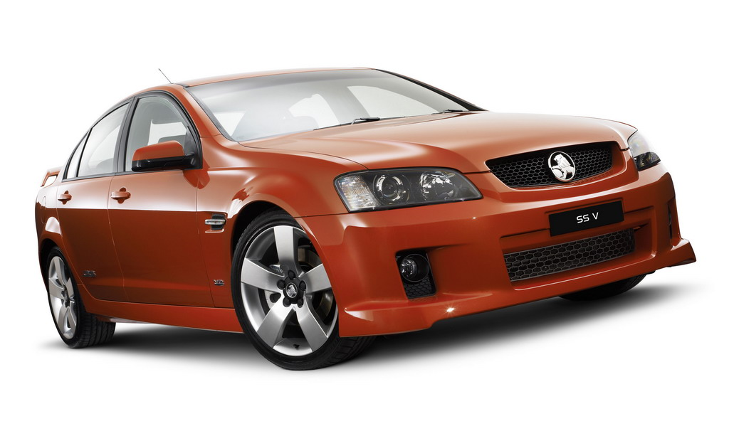 holden ve