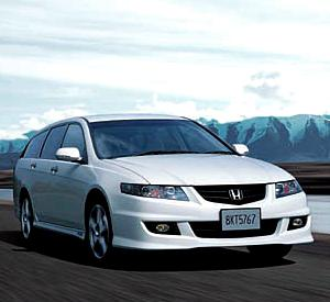 honda accord 4wd