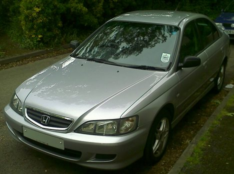 honda accord liftback