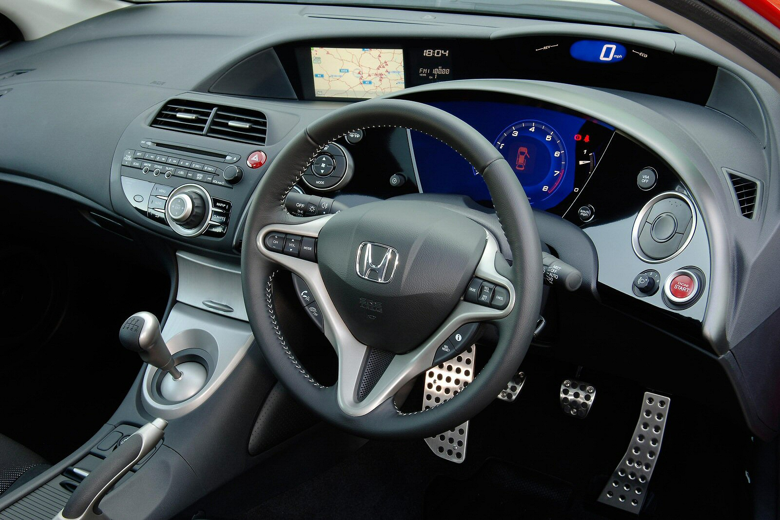 honda civic 2.2i-ctdi