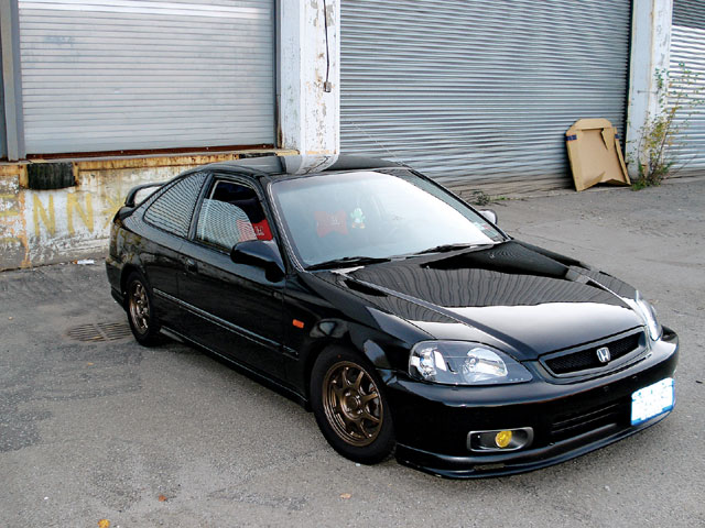 honda civic coupe dx