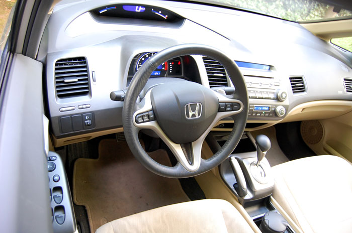 honda civic premium