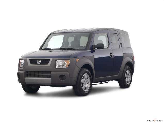 honda element 2wd