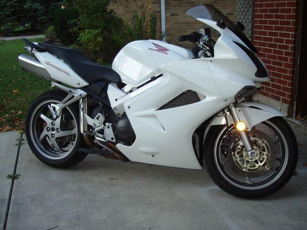 honda vfr interceptor