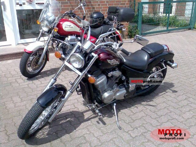honda vt 600 shadow vlx