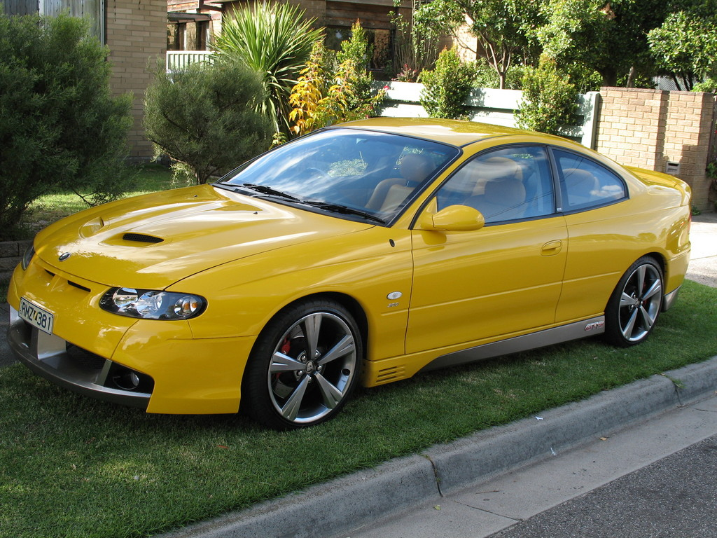 hsv gts coupe
